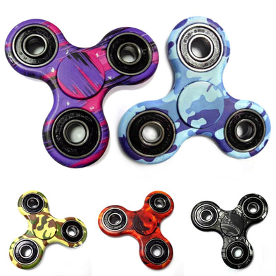 Fidget Tri-Spinner - Craftted