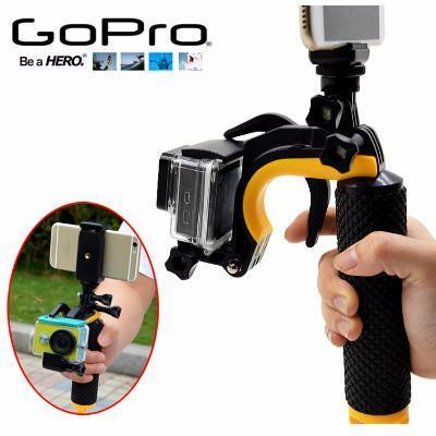 GoPro Camera Stabilizer - Pistol Trigger-GoPro Camera Stabalizer-Craftted