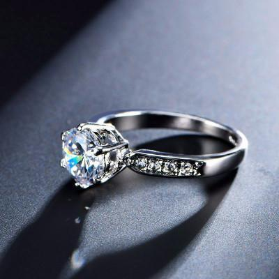 Gorgeous Diamond Ring - 1.75ct - Craftted
