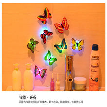 LED Butterfly Night Light - Craftted