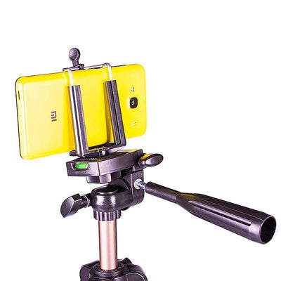Portable Tripod For Smartphone & Camera With FREE Wide Lens - Craftted