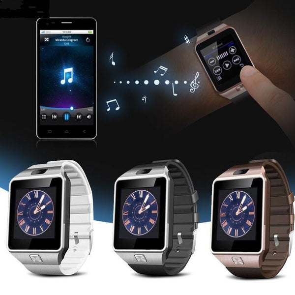 Stylish Android Smart Watch - Craftted