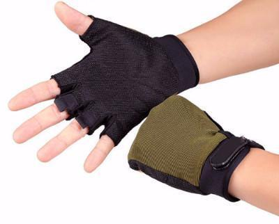 Tactical Fingerless Gloves - Craftted