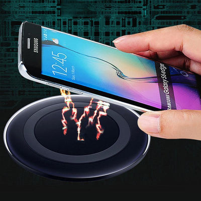 Universal Wireless Charging Pad - Craftted