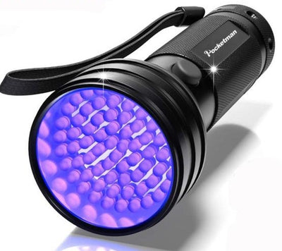 Premium UV Light Pet Torch