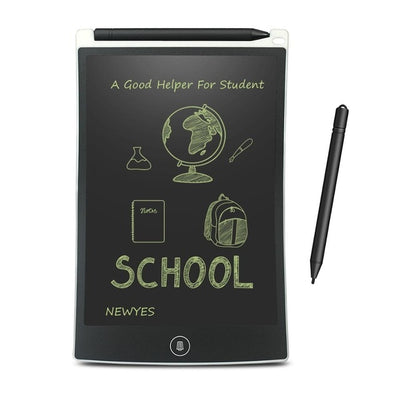 Recyclable LCD Writing Tablet - Go paperless!