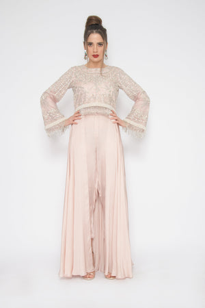 Maheen Draped Suit