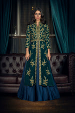 Sultana Jacket Gown