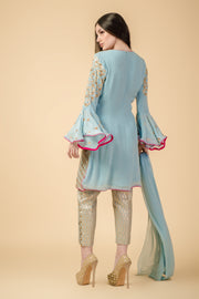 Qt 100 Tunic Suit