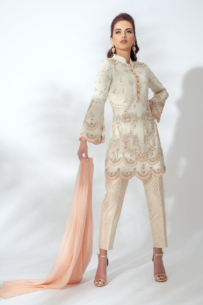 Mehak Tunic Suit