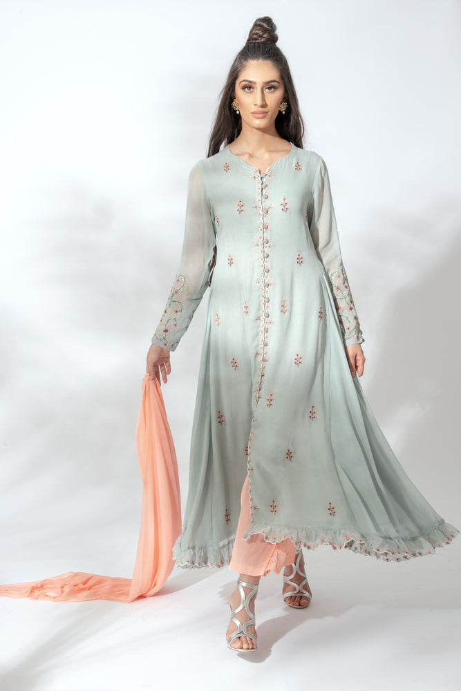 Zaira Long Dress