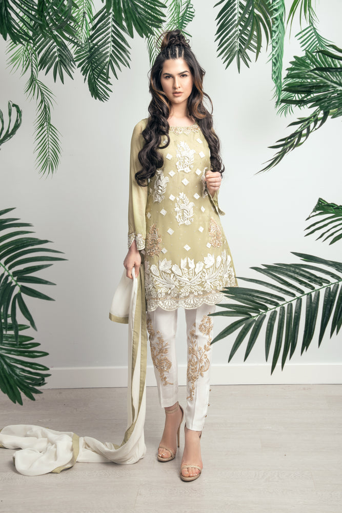 Abbey Kurta Set