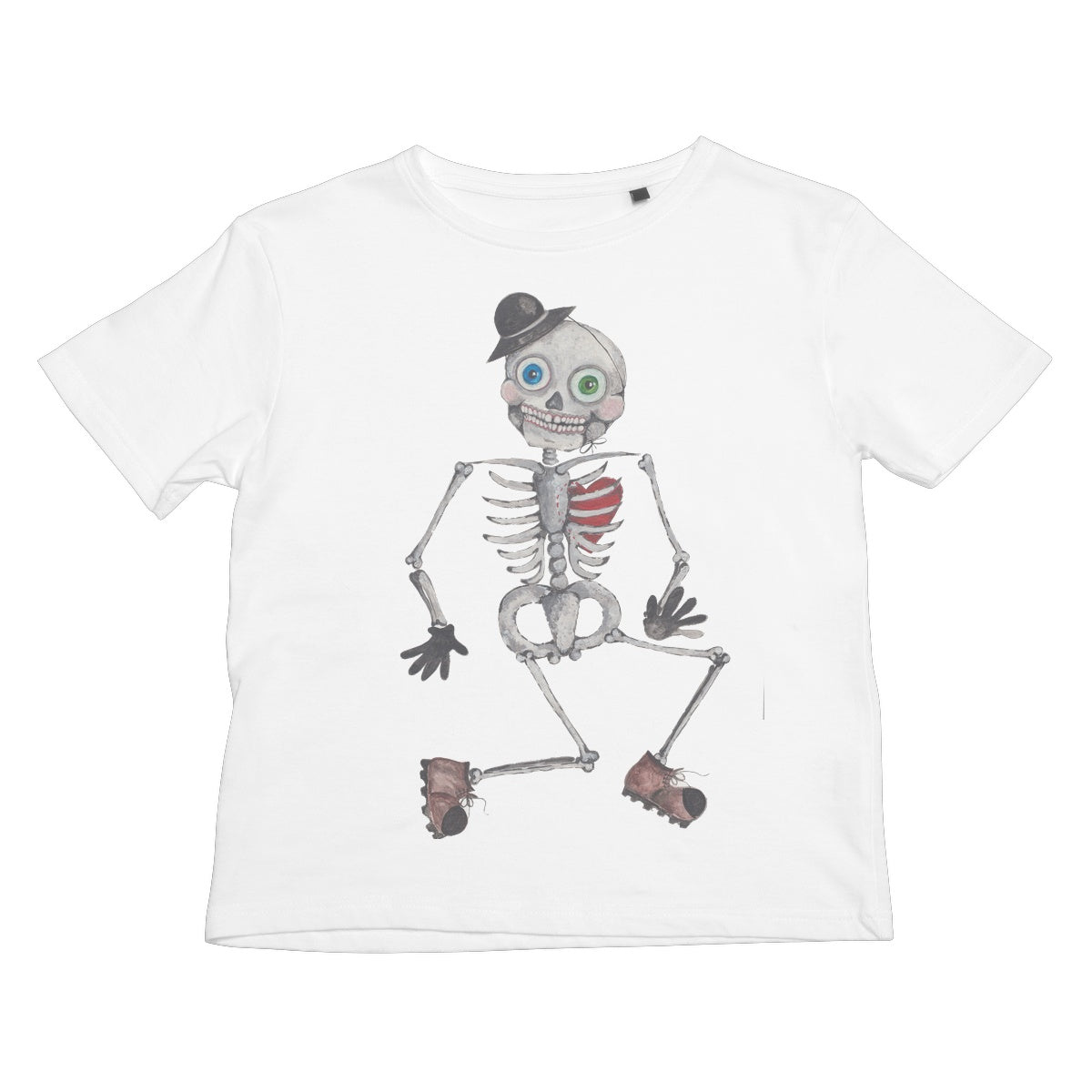 Skeleton Dance Children's Tee