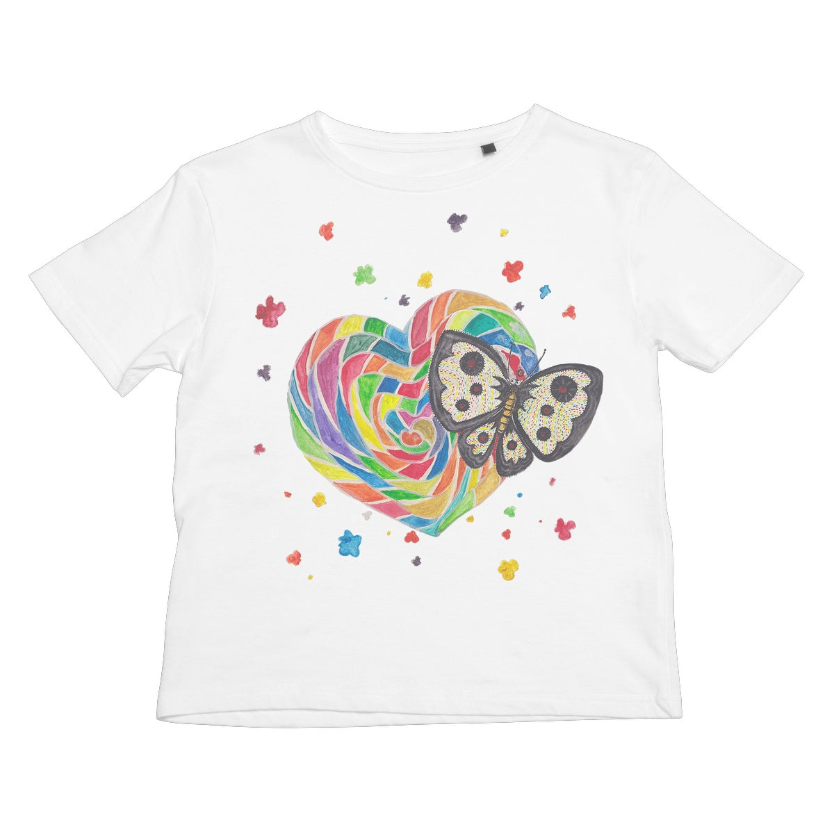 Butterfly Kids Children's Tee