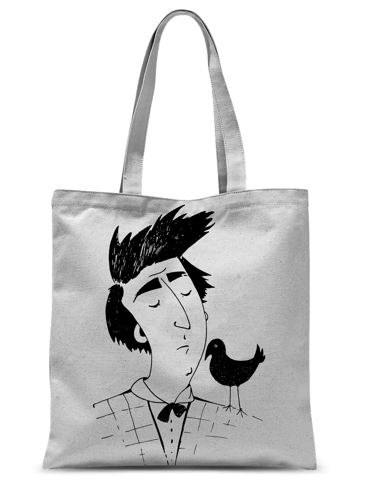 The Muse Sublimation Tote Bag