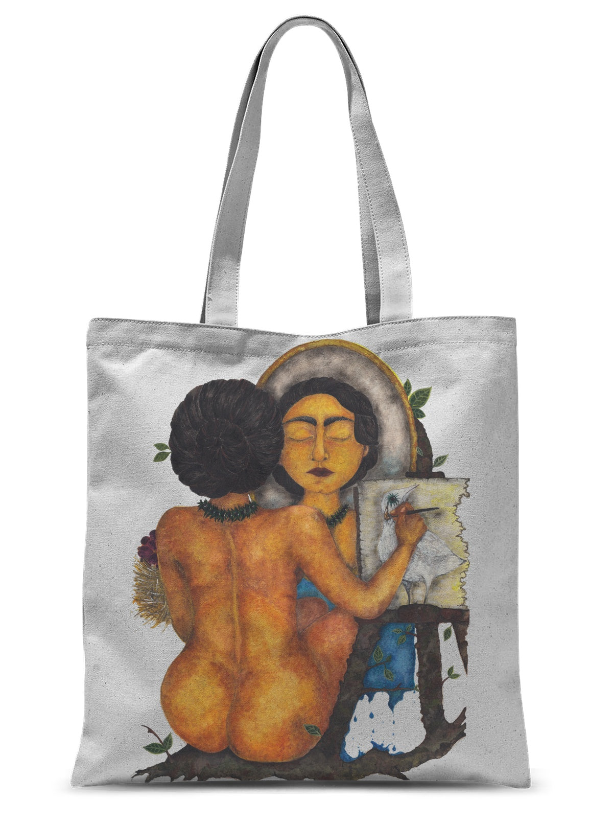 Reflection Sublimation Tote Bag