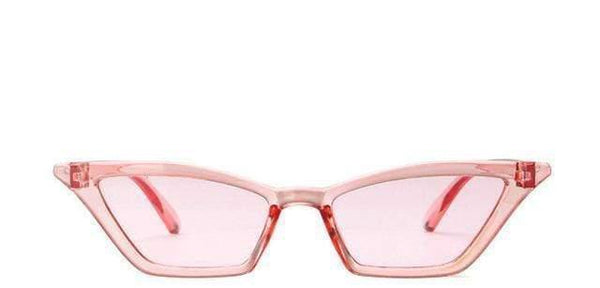 Maria Sunglasses Pink at Fashions Queen