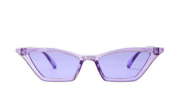 Maria Sunglasses Purple at Fashions Queen