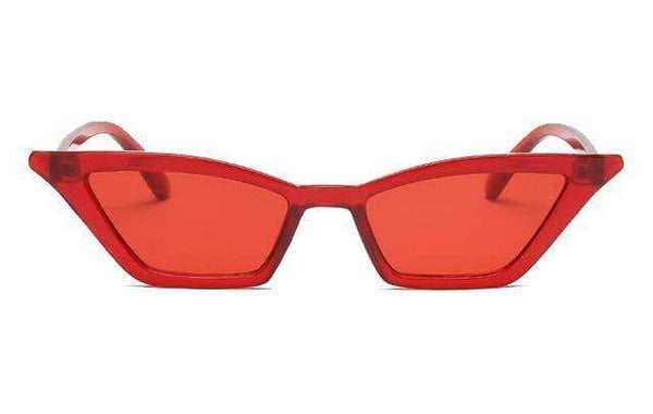 Maria Sunglasses Red at Fashions Queen