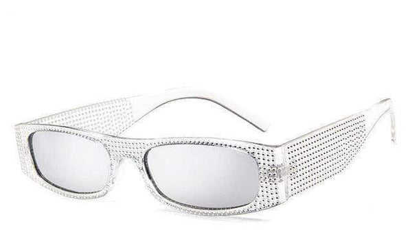 Roller Sunglasses Clear at Fashions Queen