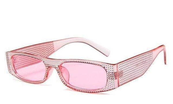 Roller Sunglasses Pink at Fashions Queen