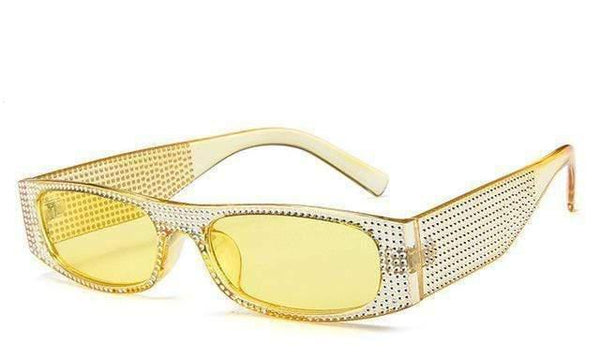 Roller Sunglasses Yellow at Fashions Queen