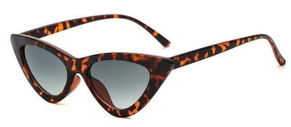 Stella Good Girl Sunglasses Leopard Grey at Fashions Queen