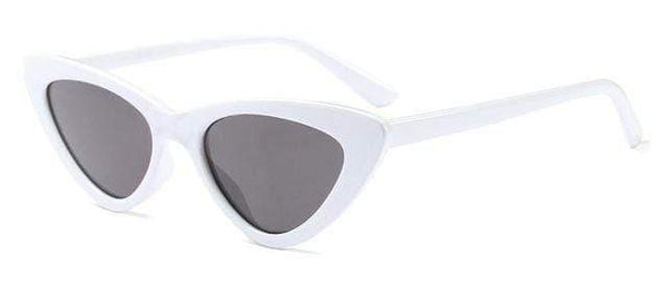 Stella Good Girl Sunglasses White Black at Fashions Queen