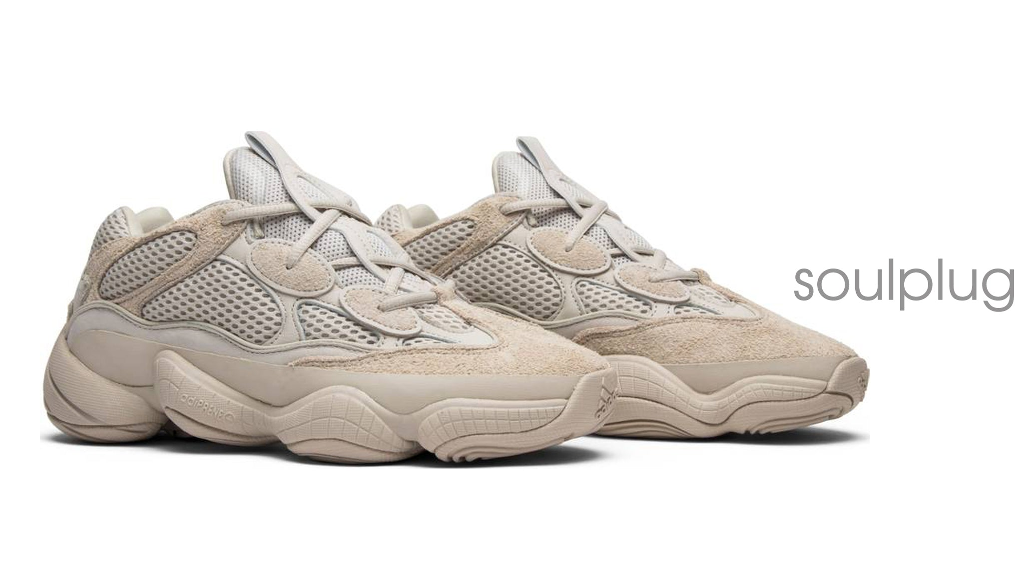 ADIDAS YEEZY 500 BLUSH REVIEW & ON FEET! Watch BEFORE