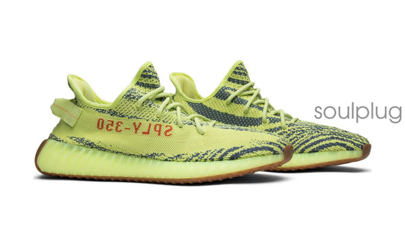 YEEZY BOOST 350 V2 'FROZEN YELLOW'