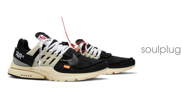 OFF-WHITE x Air Presto