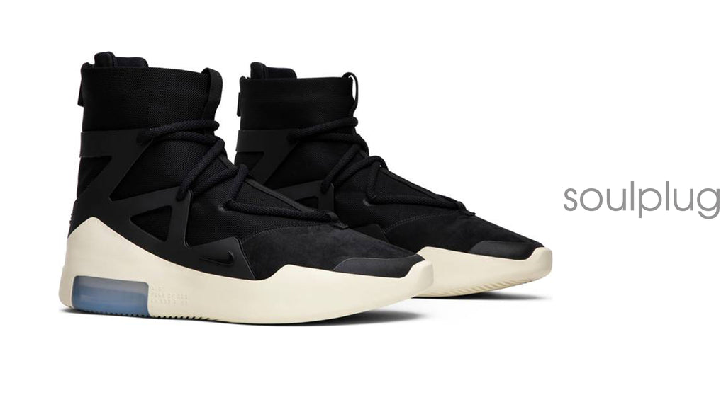 Air Fear Of God 1 'Black'