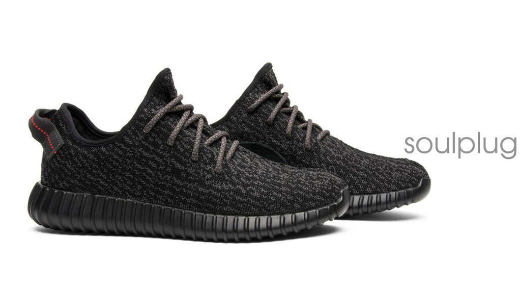 buy popular e0f04 3a7ae YEEZY BOOST 350 V1 ' PIRATE BLACK'