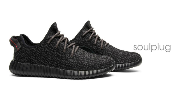 YEEZY BOOST 350 V1 ' PIRATE BLACK'