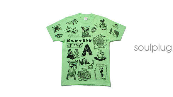 SUPREME DREAM TEE 'GREEN'