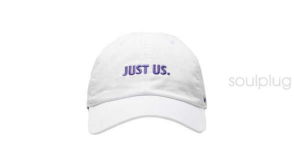 KITH X NIKE JUST US CAP 'WHITE'