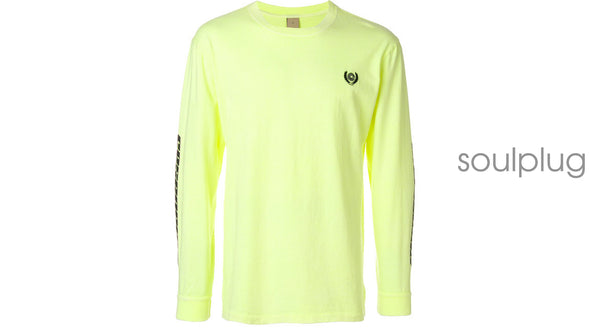 YEEZY CALABASAS FROZEN YELLOW SWEATSHIRT
