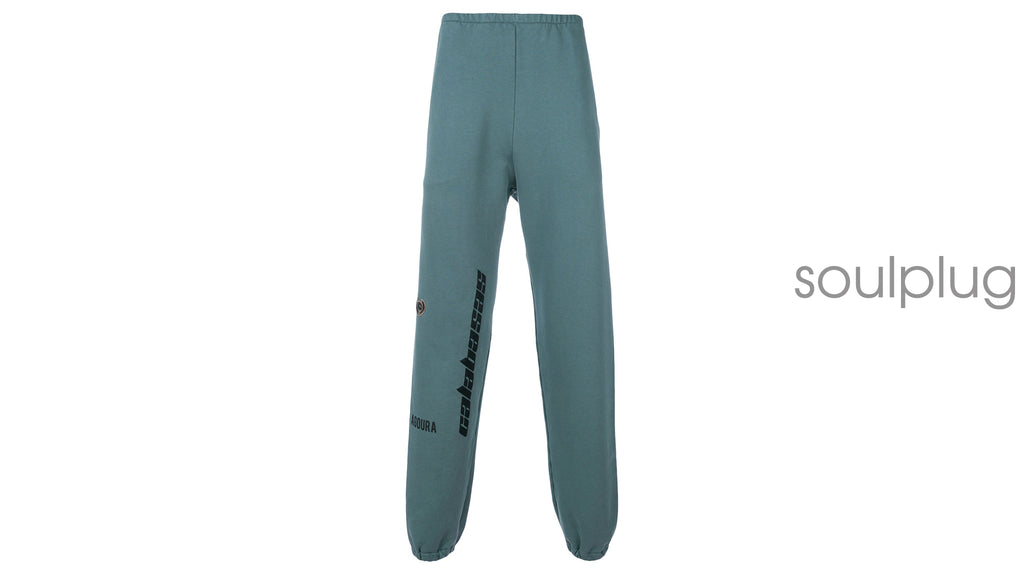 "YEEZY CALABASAS TRACK PANTS ""HOSPITAL BLUE'"