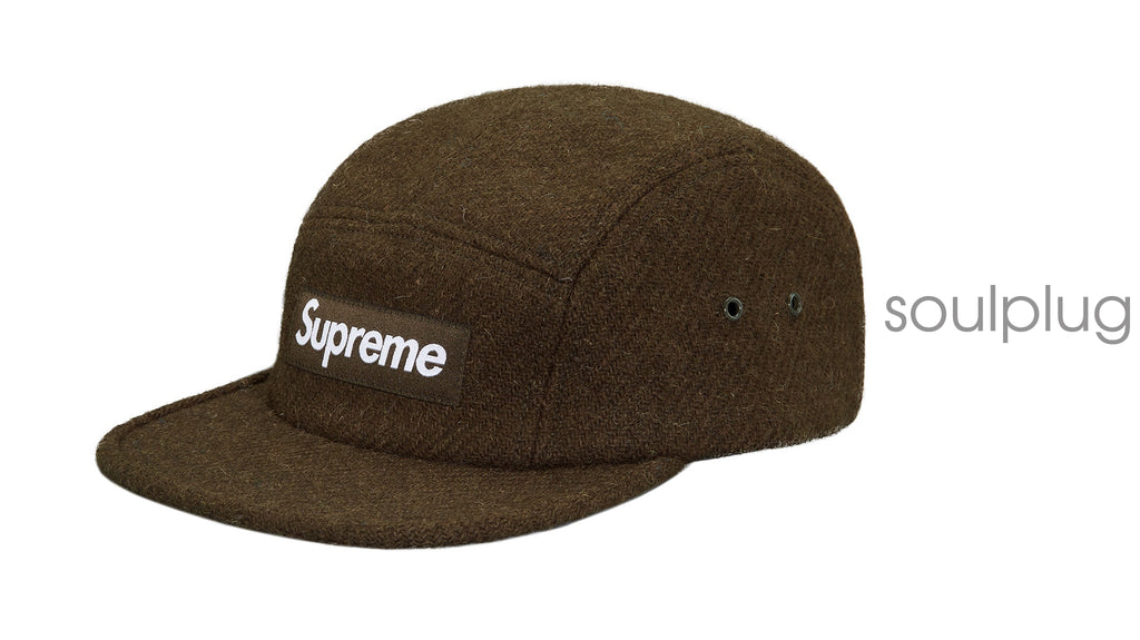 SUPREME FEATHERWEIGHT WOOL CAMP OLIVE
