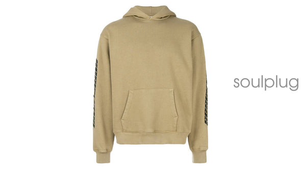 YEEZY CALABASAS HOODIE TRENCH