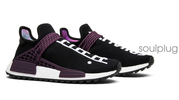 Pharrell x NMD Trail Holi 'Deep Purple'