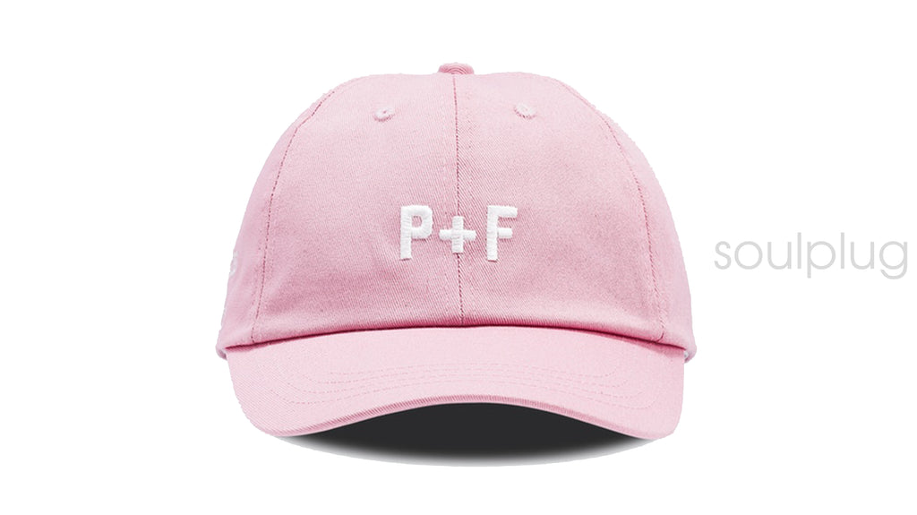 Places + Faces Cap 'Pink'