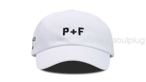 Places + Faces Cap 'White'