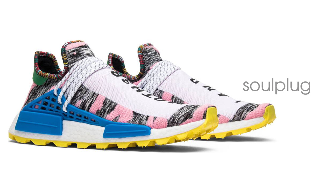 308e0c1dc PHARRELL x NMD HUMAN RACE SOLAR PACK  MOTHER LAND  – Soul Plug