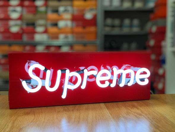 Supreme Neon Light