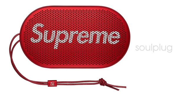 Supreme B&O PLAY by Bang & Olufsen P2 Wireless Speaker