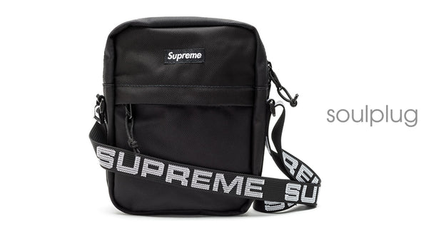 Supreme Shoulder Bag (SS18) Black