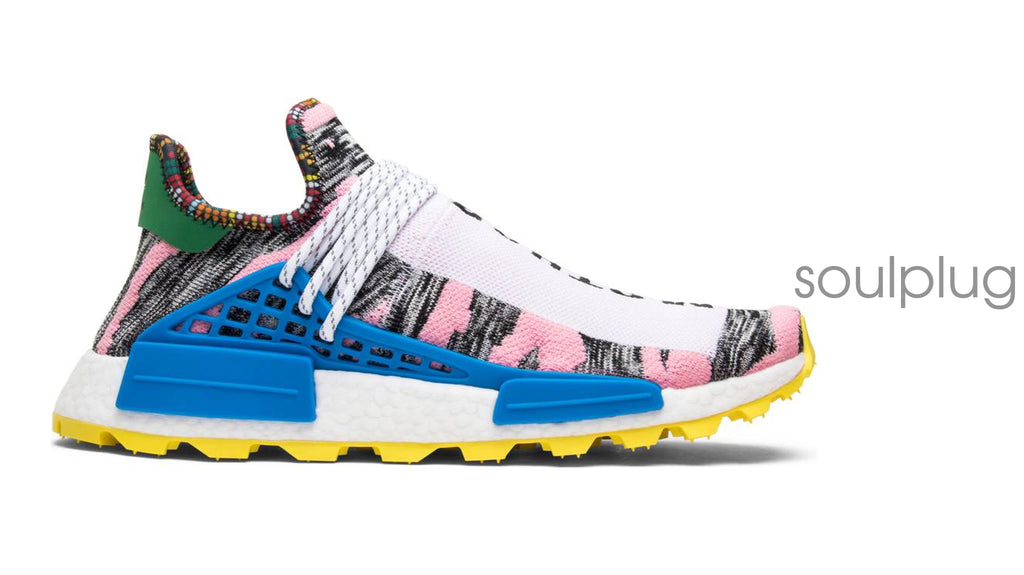 PHARRELL x NMD HUMAN RACE SOLAR PACK 'MOTHER LAND'