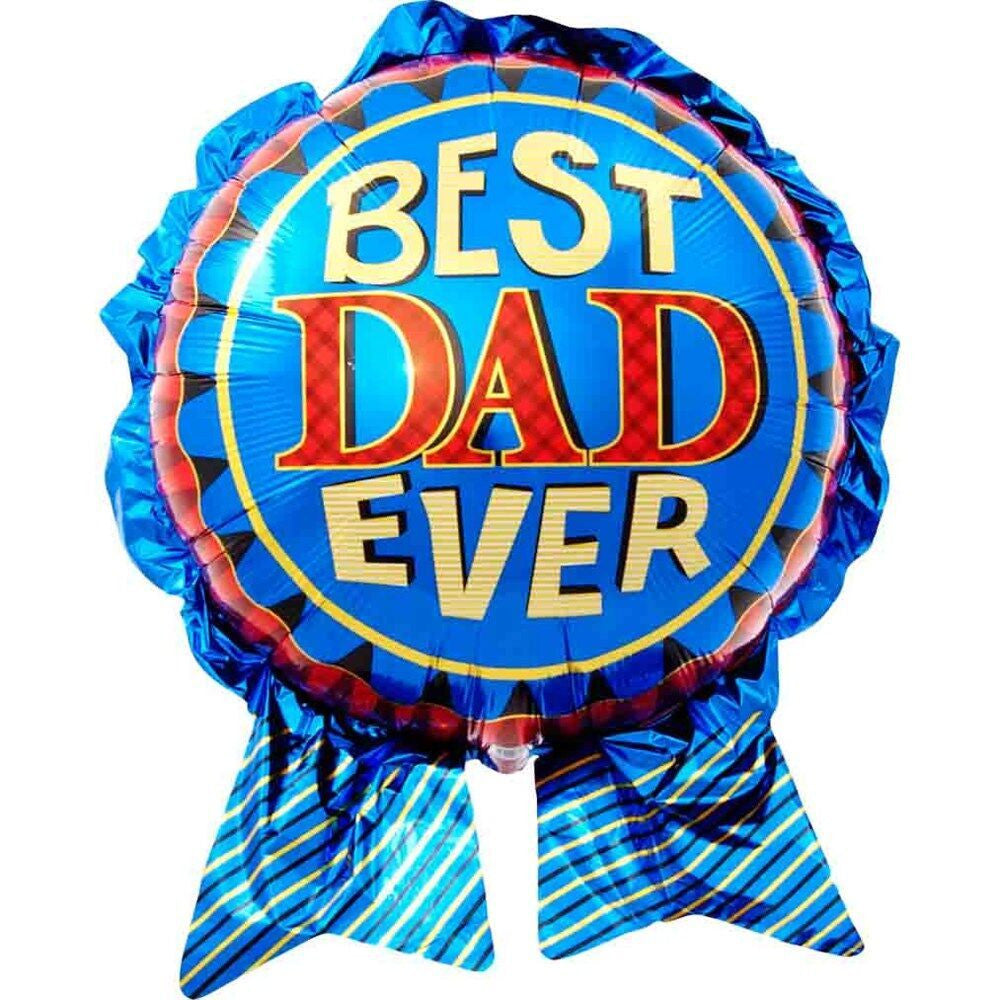 Folie ballon - best dad