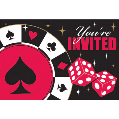 Poker invitationer